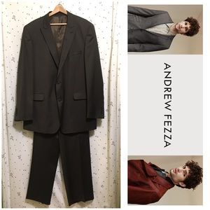[Andrew Fezza] Suit